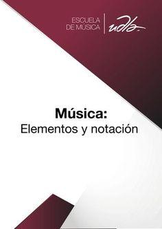 Música: elementos y notación (revisión)