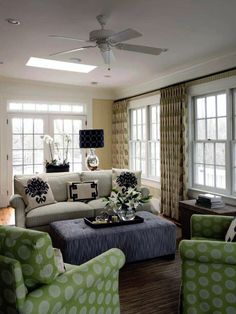 Living Room Layout HGTV. well staged