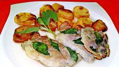 Saltimbocca Nick Stellino szerint Nick Stellino, Prosciutto, Vegetable Pizza, Chicken, Vegetables, Cooking, Food, Kitchen, Essen
