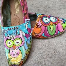 Love me some owls and toms!!!!!