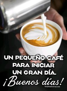 Good Morning, Latte, Ideas, Good Morning Love, Face Expressions, Good Morning Image Quotes, Kiss You, Good Day, Coffee Milk