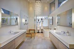 Master Bath  Modern  Bathroom  Minneapolis  By Partners 4, Design #1 Decoration Ideas