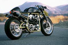 moto racer | ... motos - Café Racer - Harley-Davidson - Caradisiac Moto - Caradisiac