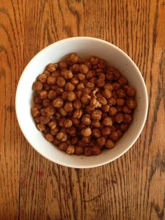 Spice Roasted Chickpeas