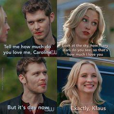 Klaus From Vampire Diaries, Vampire Diaries Poster, Vampire Diaries Quotes, Vampire Diaries Wallpaper, Vampire Diaries The Originals, Tvd Quotes, Qoutes, Klaus And Caroline, Teen Wolf Funny