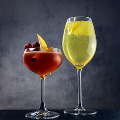 Check out these stunning cocktails on @moicocktails ☺