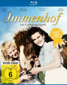Immenhof - Die 5 Originalfilme (Komplettbox Remastered) BD