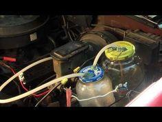 Vacuum Pressure Hydrogen fuel cell defeats high gas prices using hydroge. Hho Gas, Hydrogen Car, Hydrogen Generator, Alternative Fuel, Solar Generator, Energy Conservation, Power Cars, Vacuum Pump, Diy Electronics