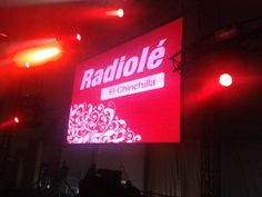 Fiesta RADIOLE Zaragoza 2013 #LiveShows #ElChinchilla