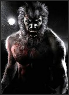Loup-Garou Is French For Werewolf ~ Soon The Moon Will Take Control ~