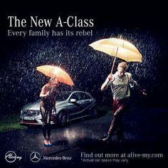Benz ad