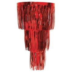 Glitz Red Chandelier Decoration - Fast Ship - x inches New Years 2016, Year 2016, Office 2020, Hanging Chandelier, 40th Anniversary, Ship, Decoration, Products, Red Chandelier