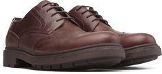 Camper Hardwood K100013-006 Zapatos de vestir Hombre. Tienda Oficial Online España
