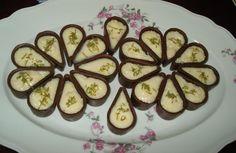 bolo de chocolate com recheio de maracuja - Pesquisa Google