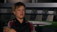 The Hunger Games - Josh Hutcherson Interview