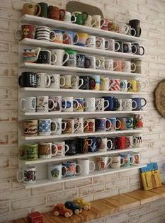 Mug storage - possibly use to store tea tins? -