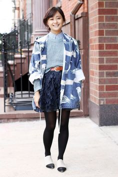 Refinery29 Editor Outfits - What to Wear to Fashion Week