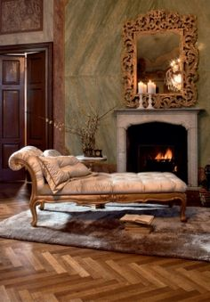 Louis XV Chaise longue at Juliettes Interiors, a large collection of Classical Furniture. Luxury Bedroom Furniture, Living Room Furniture, Home Furniture, Furniture Design, French Decor, French Country Decorating, Chaise Louis Xv, French Furniture, Luxurious Bedrooms