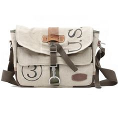cool canvas messenger bag