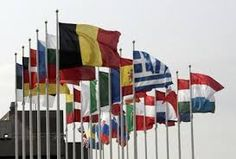Alle vlaggen van europa.