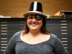 Pirate With Charm: Lauren! | by Dr. Starr, geeky artist librarian