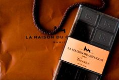 Souvenirs from Paris: the best gifts to take home  Pralines, ganaches and fruit chocolates from La Maison du Chocolat or 44 flavours of chocolate from Alain Ducasse's bean-to-bar La Manufacture de Chocolat are wildly popular. Or try artisan chocolates made with 100% cocoa butter (no milk, butter or cream) from Charles Chocolatier, otherwise pick up some miniature sculptures by chocolate artist Patrick Roger.