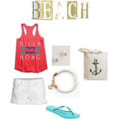 everyday beach wear #beach #florida #floridawear