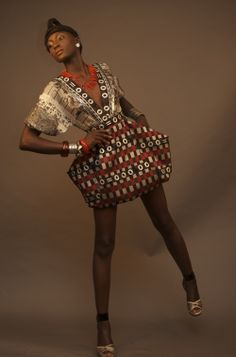 african fashion week | Ebony Intuition: EXCLUSIVE: AFRICA FASHION WEEK in New York City