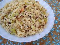 Gluten Free Waldorf Rice