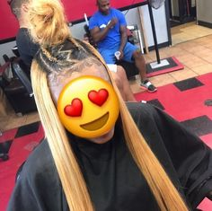 ⚠️ is the plug for more poppin' ass pins ⚡️ PLEASE give me my credit ‼️ Baddie Hairstyles, Black Girls Hairstyles, Weave Hairstyles, Pretty Hairstyles, Ponytail Hairstyles, Sew In Wig, Curly Hair Styles, Natural Hair Styles, Look 2017
