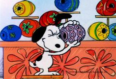 It's The Easter Beagle Charlie Brown!