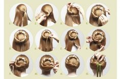 Frozen hairstyle how-to: Anna's crown look from the movie