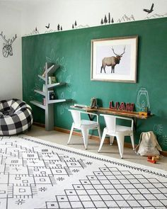 If you like themed kids' rooms, you will love this one. There are many themes that are repeated once and again in kids' rooms, especially if they are linked to animals or nature, things that children love. So a kids' room inspired by the forest is always a great option. The first picture is a …