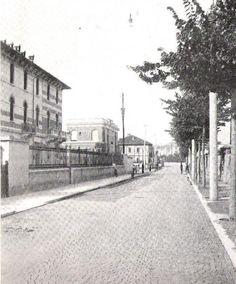 Legnano, Via Milano, 1930