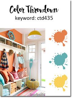 Color Throwdown #435