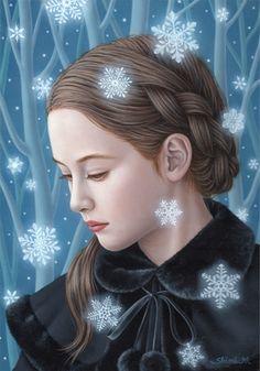Glimmer Snowflake        2014.     Shiori Matsumoto