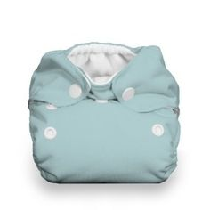 How cute is this?  Thirsties newborn all-in-one nappy, ideal for use from birth until those one size nappies give a better fit.
