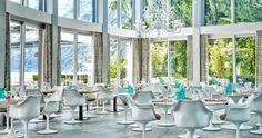 La Marina Restaurant at Hotel Eden Roc in Ascona - Member of Tschuggen Hotel Group