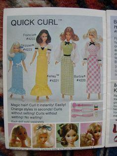 Quick curl