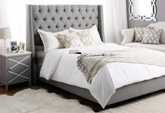Suite Somethings - Upholstered Bedroom Furnishings - Joss and Main