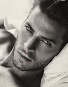 Konstantinos Laios / Male Models. I'd never get bored looking at that face!