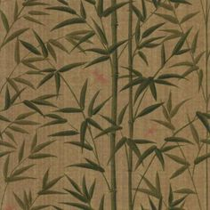 The Wallpaper Company 8 in. x 10 in. Green Bamboo and Dragonflies Wallpaper Sample-WC1280505S at The Home Depot