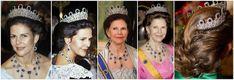 The Royal Order of Sartorial Splendor: Tiara Thursday: The Leuchtenberg Sapphire Parure