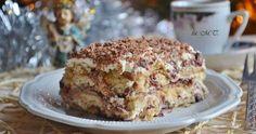Ciasto chałwowe już od kilku lat jest stałym deserem w naszym menu:)) Przepis na tradycyjną wersję znajdziecie tutaj. Jakiś czas temu jednak...