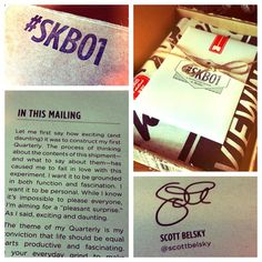 """all the elements of the aesthetic that say """"hello, there are people here..."""" #SKB01"""