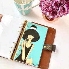 Divider Sets – The Fabulous Planner Discbound Planner, Kikki K Planner, Planner Dividers, Louis Vuitton Agenda, Planner Dashboard, Mini Happy Planner, Bullet Journal, Audrey Hepburn, Scrapbook