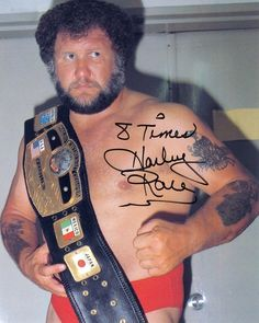 humungus:    Harley Race, King of the Ring