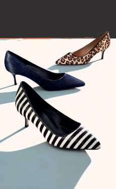Manolo Blahnik ..... Pumps - thrilled the pointed toe is back