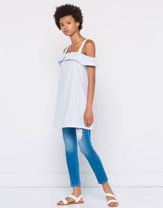 :FLOUNCE DRESS