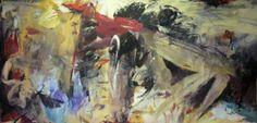 "Saatchi Art Artist Manlio Rondoni; Painting, ""Damasco 1992"" #art"